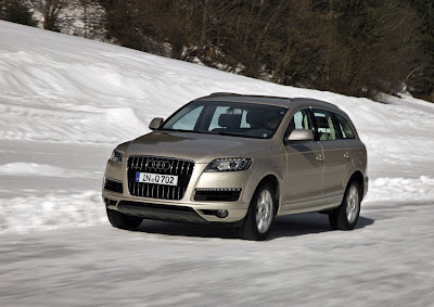 2011 Audi Q7 Car Images