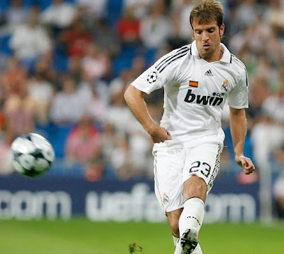 Rafael Van der Vaart Football Wallpaper