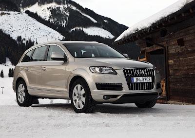 2011 Audi Q7 Image