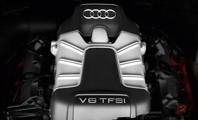 2011 Audi Q7 Engine