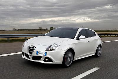 2011 Alfa Romeo Giulietta Car Picture