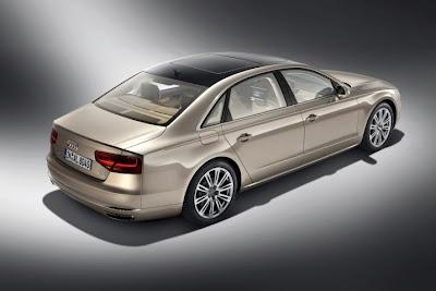 2011 Audi A8 L Sport Sedan