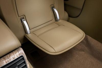 2011 Audi A8 L Seat