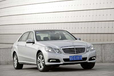 2011 Mercedes-Benz E-Class L Luxury Car