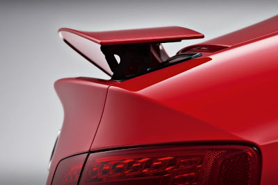 2011 Audi RS5 Rear Wing