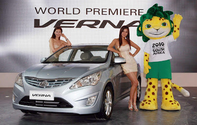 2011 Hyundai Verna-Accent Exotic Car