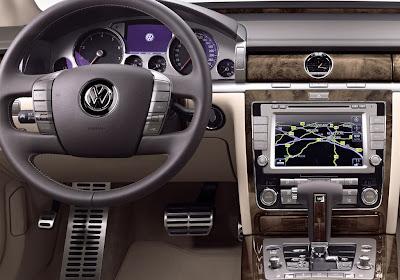 2011 Volkswagen Cockpit