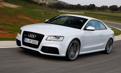 2011 Audi RS5 White Series
