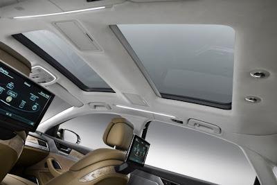 2011 Audi A8 L Interior