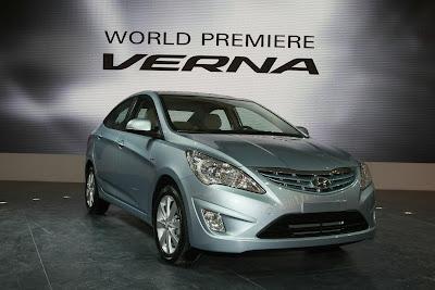2011 Hyundai Verna-Accent Unveiled