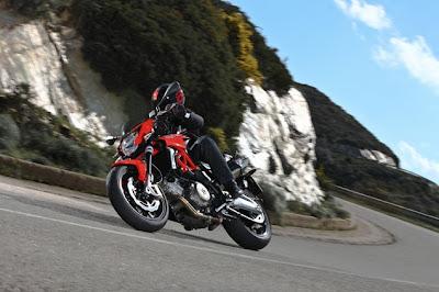 2010 Aprilia Shiver 750 First Ride