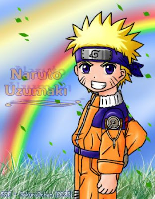Naruto Smile Manga Picture