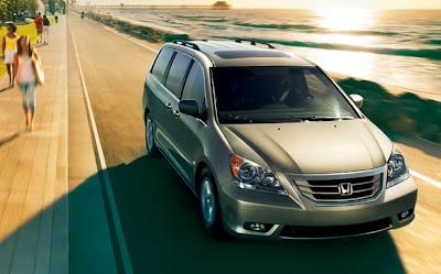 2010 Honda Odyssey Family Cars