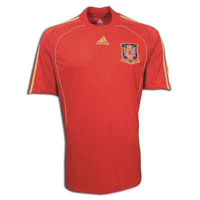 Spain Football Team Custom