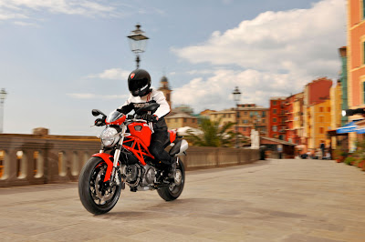 2011 Ducati Monster 796 Road Test