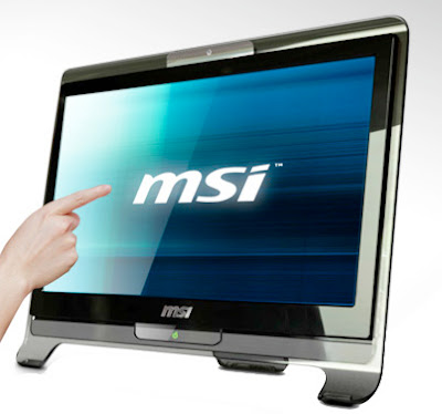 MSI Wind Top AE1900 Touchscreen All-in-one PC