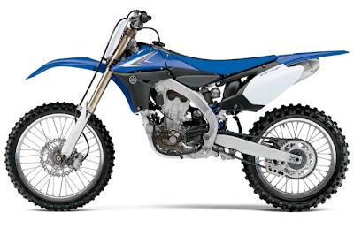 2010 Yamaha YZ450F Motocross