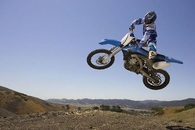 2010 Yamaha YZ450F Best Action