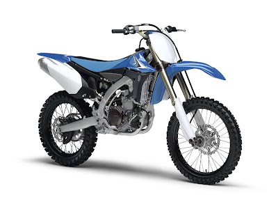2010 Yamaha YZ450F Wallpaper
