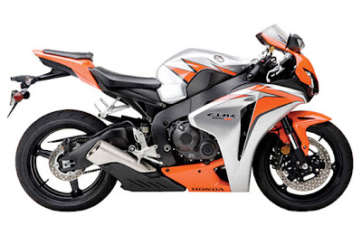 2010 Honda CBR1000RR ABS Metallic Orange