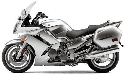 2010 Yamaha FJR1300A Wallpaper