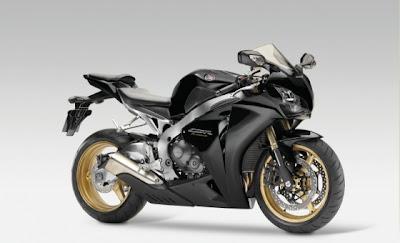 2010 Honda CBR1000RR Fireblade Black Series