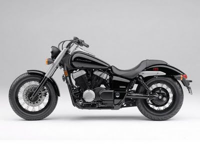 Motorcycle Guide  2012 Specifications Honda Shadow Phantom
