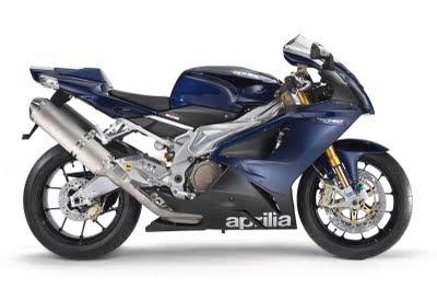2009 Aprilia RSV 1000 R Picture
