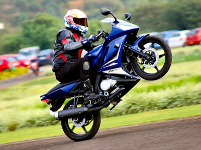 2009 Yamaha YZF-R15 Show Time