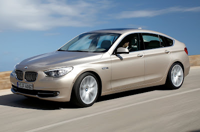 2010 BMW 5-Series Gran Turismo Car Wallpaper