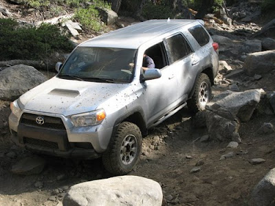 2010 Toyota 4Runner off Road Car