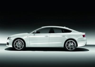 2010 Audi S5 Sportback Side View