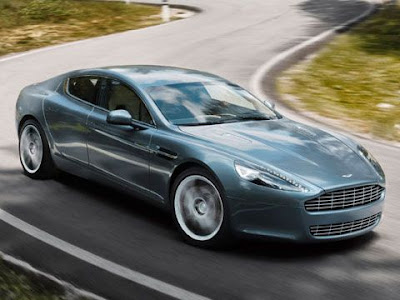 2011 Aston Martin Rapide Wallpaper