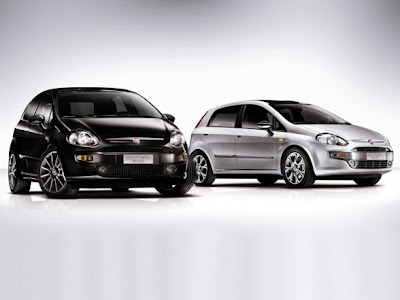 2010 Fiat Punto Evo Wallpaper