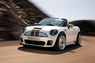 2009 Mini Roadster Concept Car Wallpaper