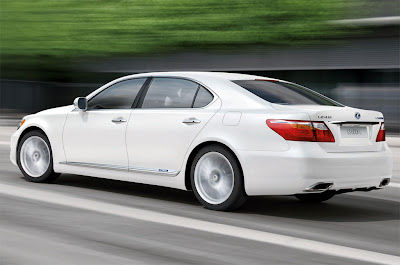 2010 Lexus LS 600h Sport Sedan