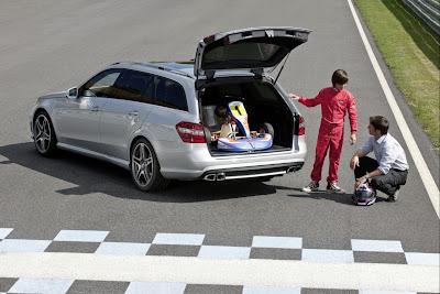 2010 Mercedes-Benz E63 AMG Estate Exterior