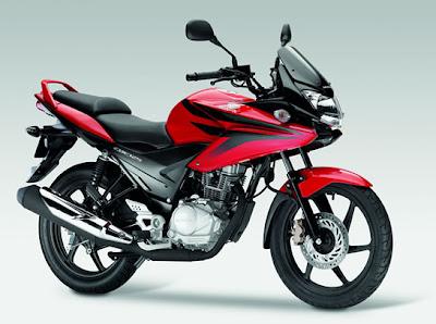 2009 Honda CBF125 Picture