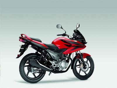 2009 Honda CBF125 Motorcycle