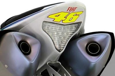 2010 Yamaha YZF-R1 LE Taillight