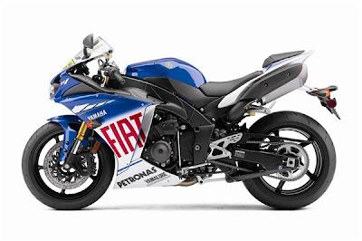 2010 Yamaha YZF-R1 LE Sport Bike
