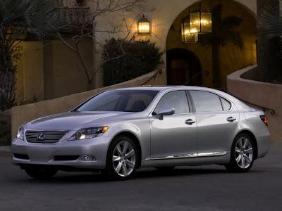 2009 Lexus LS 600h L Picture