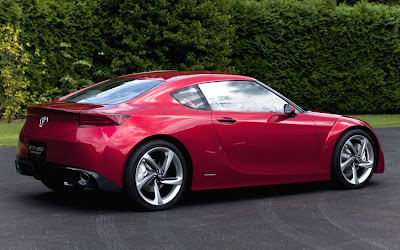 2009 Toyota FT-86 Concept Exotic Car