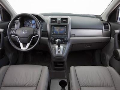 Honda Cr V 2012. 2010 Honda CR-V Interior