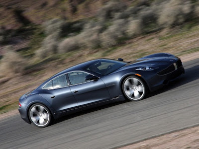 2010 Fisker Karma Car Wallpaper