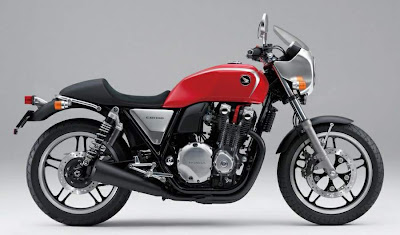 2010 Honda CB1100 Red Color