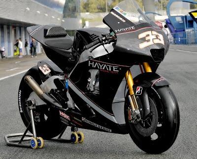 Kawasaki ZX-10R Hayate Replica Sport Bike