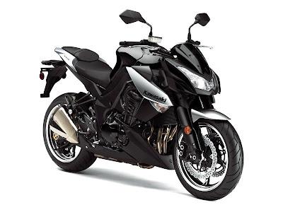 2010 Kawasaki Z1000 Picture