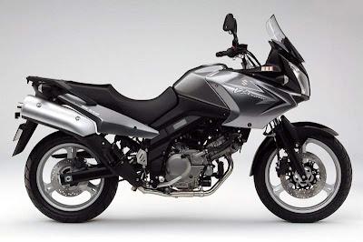 2010 Suzuki DL 650 V-Strom Image