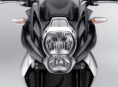 2010 Kawasaki Versys Headlight